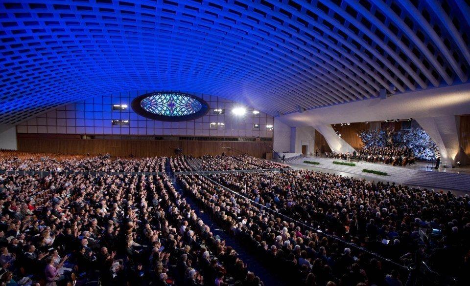 Vaticano Aula Udienze